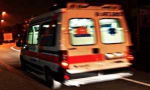 ambulanza notturno