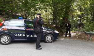carabinieri scopa