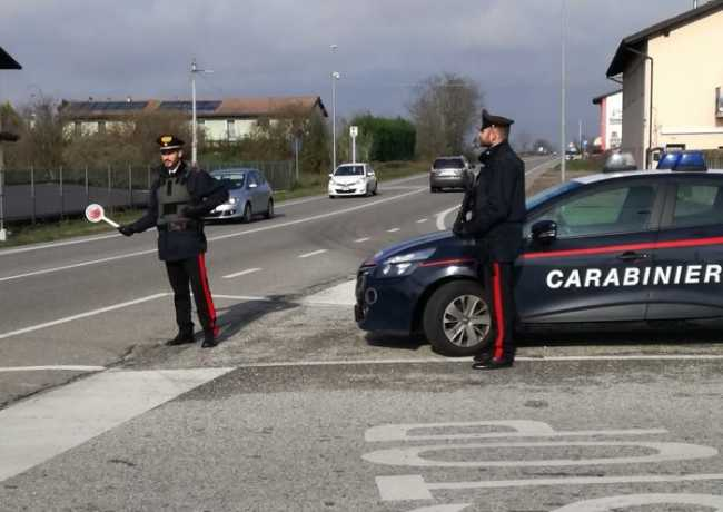 carabinieri stroppiana alt