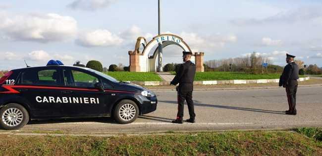 carabinieri trinoo