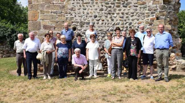 riunione associazione geopark