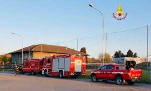 vigili del fuoco generica furgoni