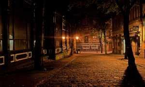 Passeggiata notturna