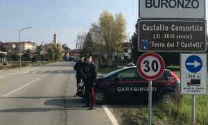 carabinieri buronzo