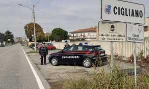 carabinieri cigliano