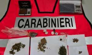 carabinieri droga borgosesia