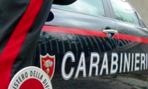 carabinieri paletta stivale