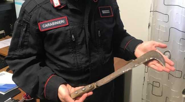 carabinieri roncola