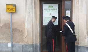 carabinieri trino
