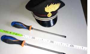 cc novara arresto