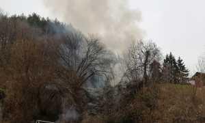 incendio bosco