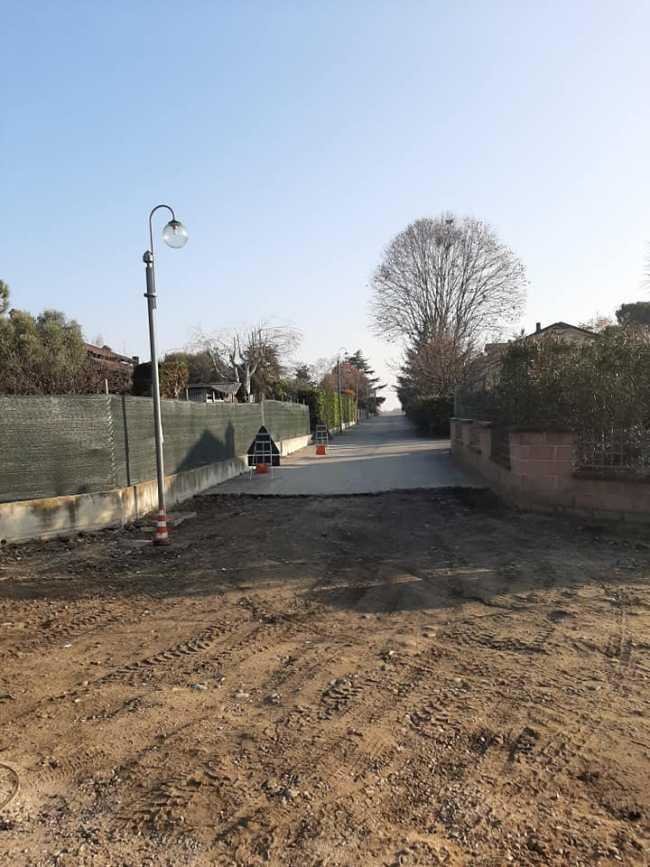 lavori pubblici strade