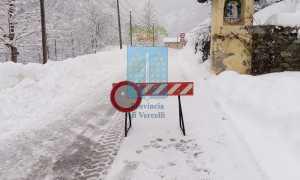 neve strade chiuse