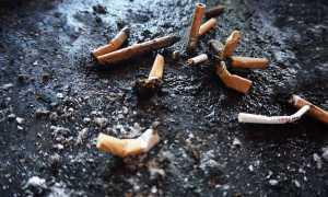 sigarette cicche